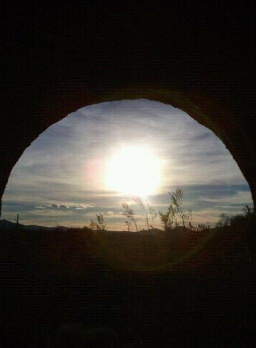 sekhmet:western portal