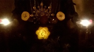 Evening Air Altar, Sacred Space by Areeya